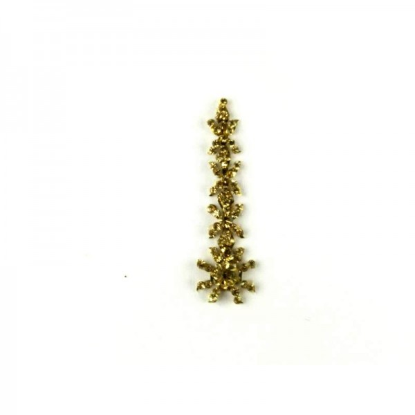High End Bindis 001Gold