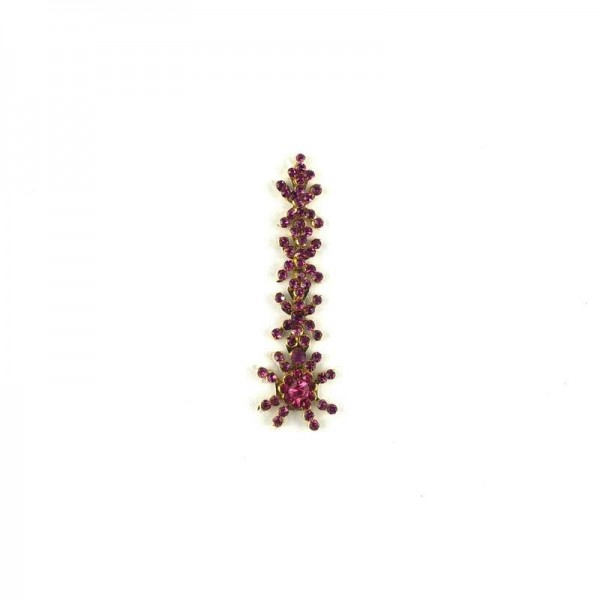 High End Bindis 001Hot Pink