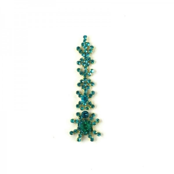 High End Bindis 001 Turquoise