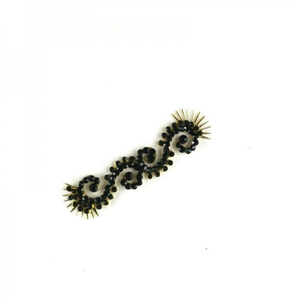 High End Bindis 004 Black