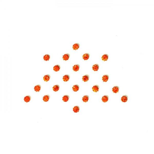 Dot Bindi 004 Orange