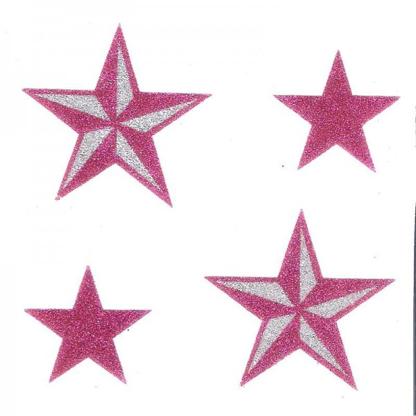 Cheer Leading Stickers 005