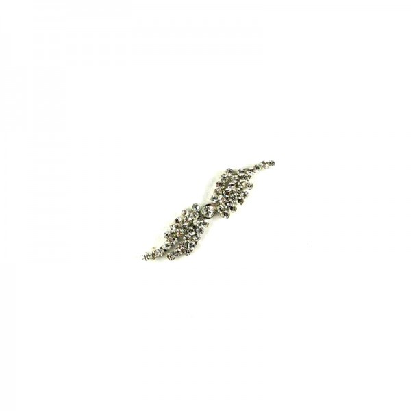 High End Bindis 005 Silver