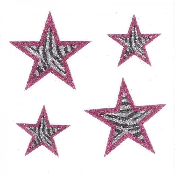Cheer Leading Stickers 007