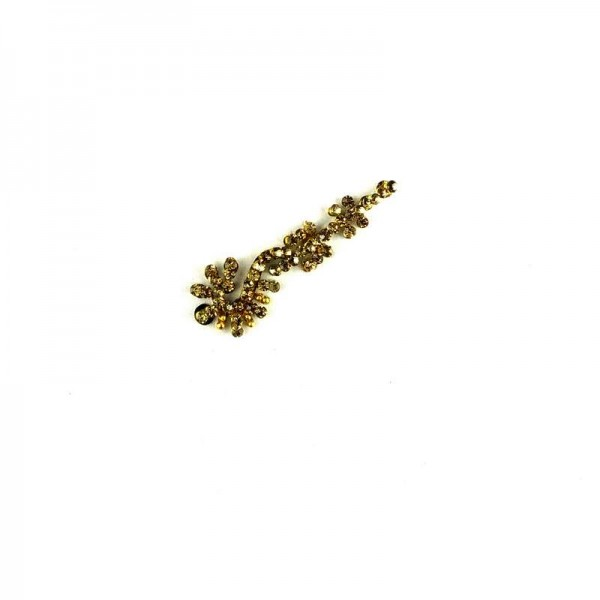 High End Bindis 010 Gold