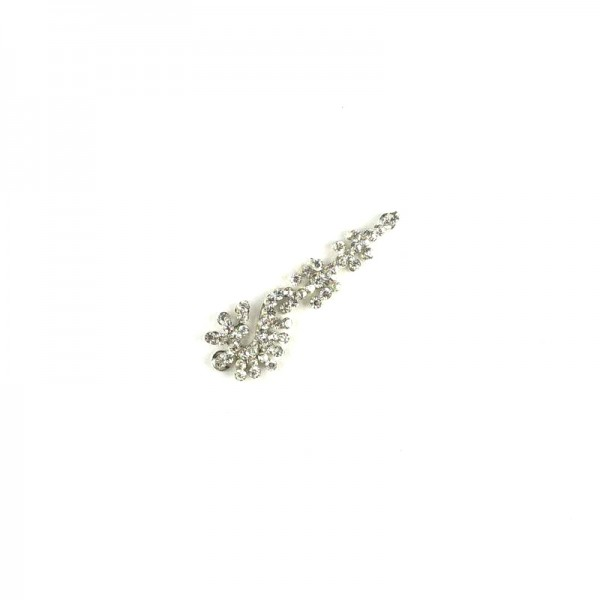 High End Bindis 010 Silver
