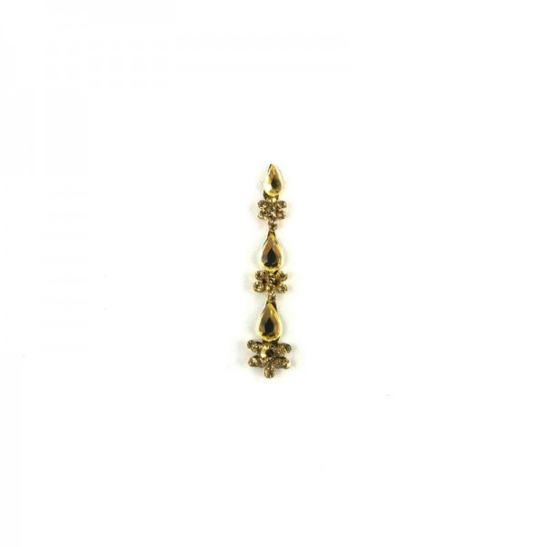 High End Bindis 011 Gold