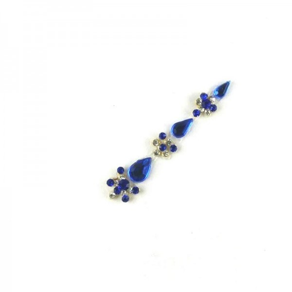 High End Bindis 011 Royal Blue