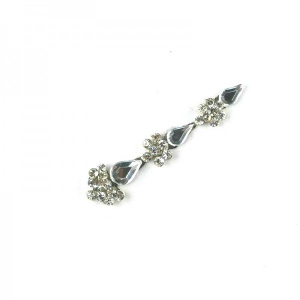 High End Bindis 011 Silver