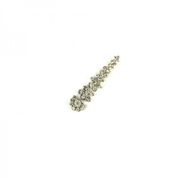 High End Bindis 016 Silver