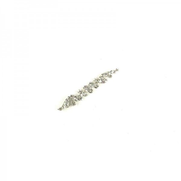 High End Bindis 017 Silver