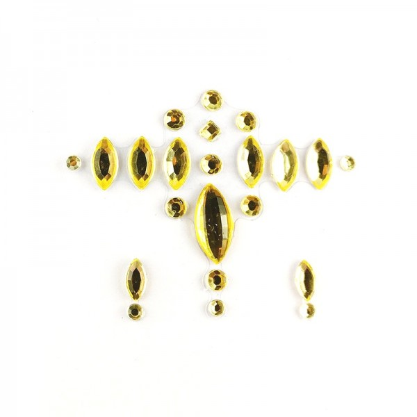 All gold face jewels 001