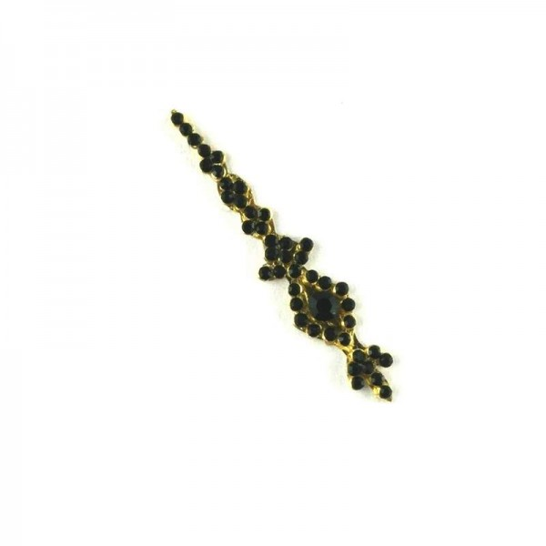 High End Bindis 021 Black