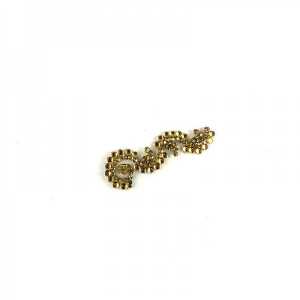 High End Bindis 026 Gold