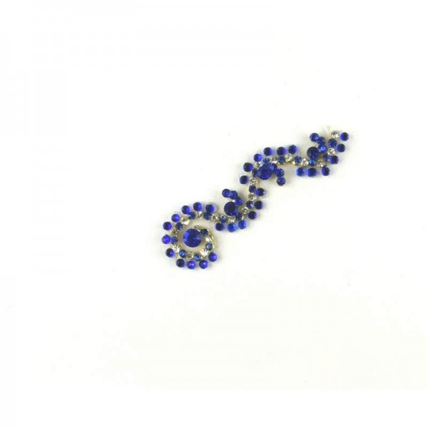 High End Bindis 026 Royal Blue