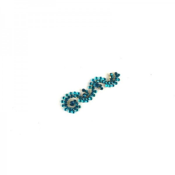 High End Bindis 026 Turquoise