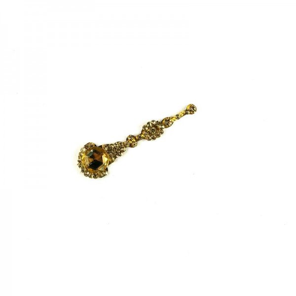 High End Bindis 027 Gold