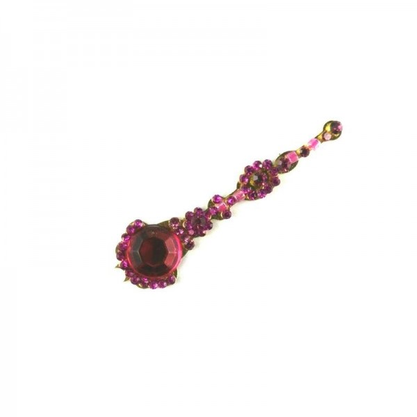 High End Bindis 027 Hot Pink