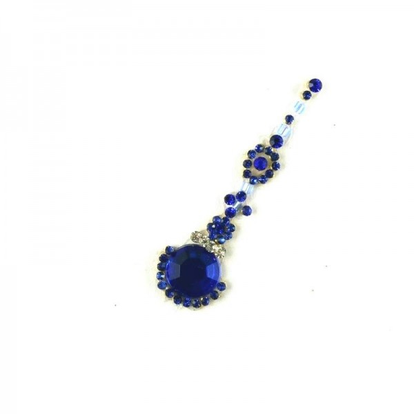 High End Bindis 027 Royal Blue