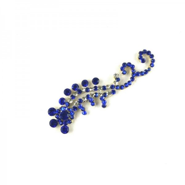 High End Bindis 035 Royal Blue