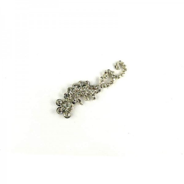 High End Bindis 035 Silver