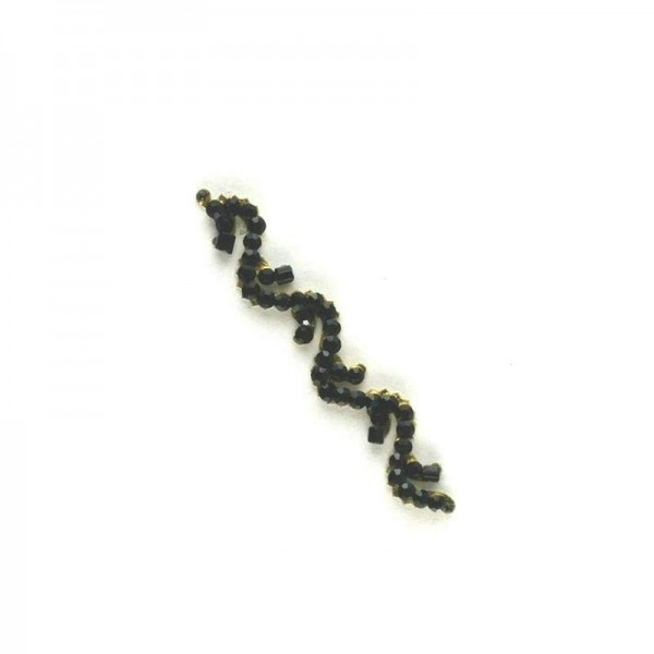 High End Bindis 038 Black