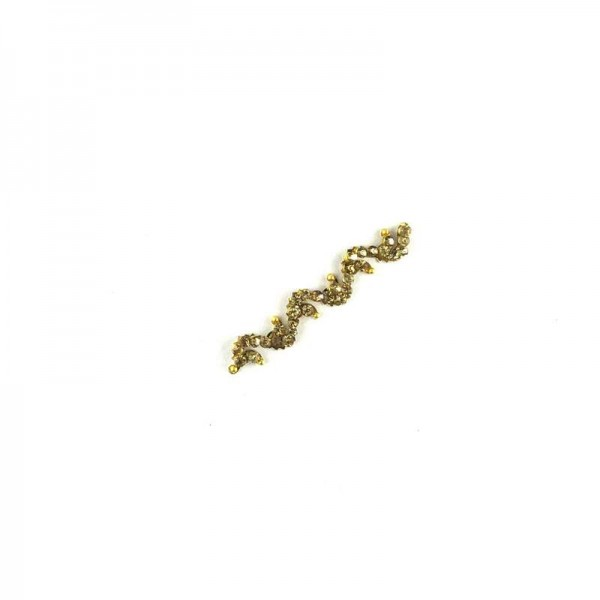 High End Bindis 038 Gold