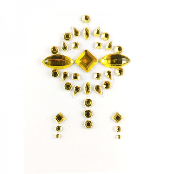 All gold face jewels 010